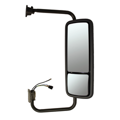 Freightliner Columbia (12- ) Mirrors Man/Elec HTD CB