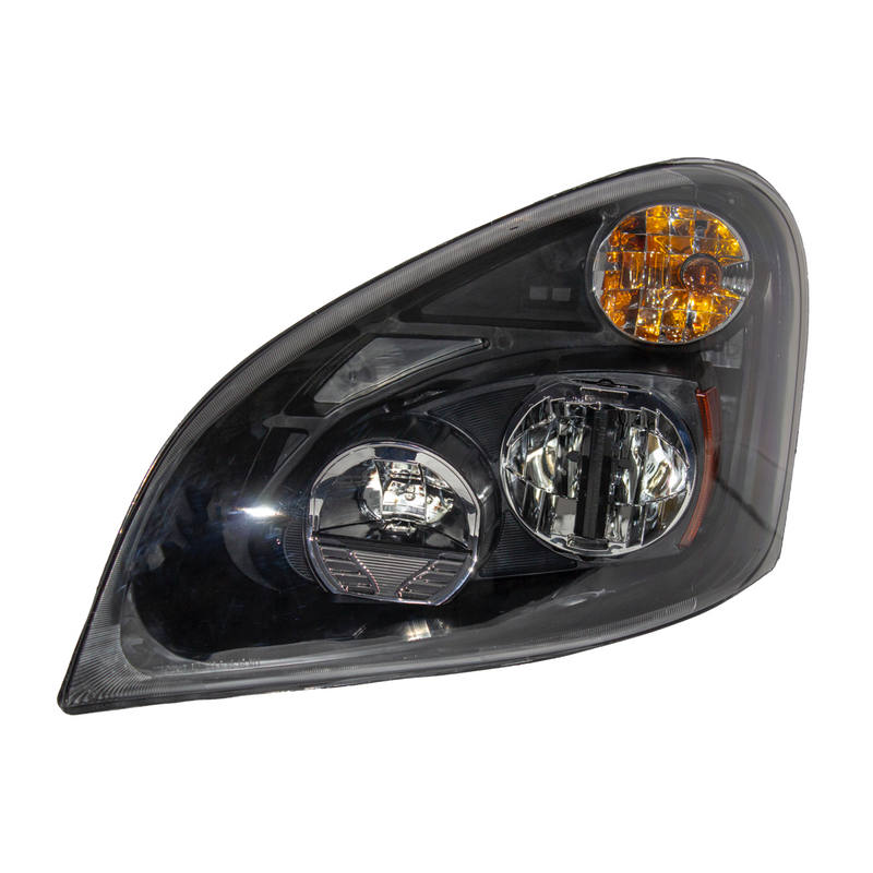 Freightliner Cascadia (08-17) Head Lamp Assembly Manual LED
