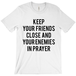 Pray For Your Enemies Short Sleeve Tee