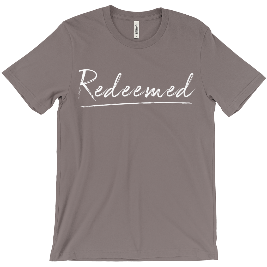 Redeemed Short Sleeve Tee