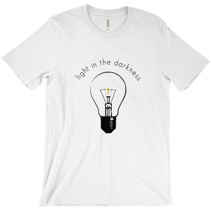 Light in the Darkness Short Sleeve Tee