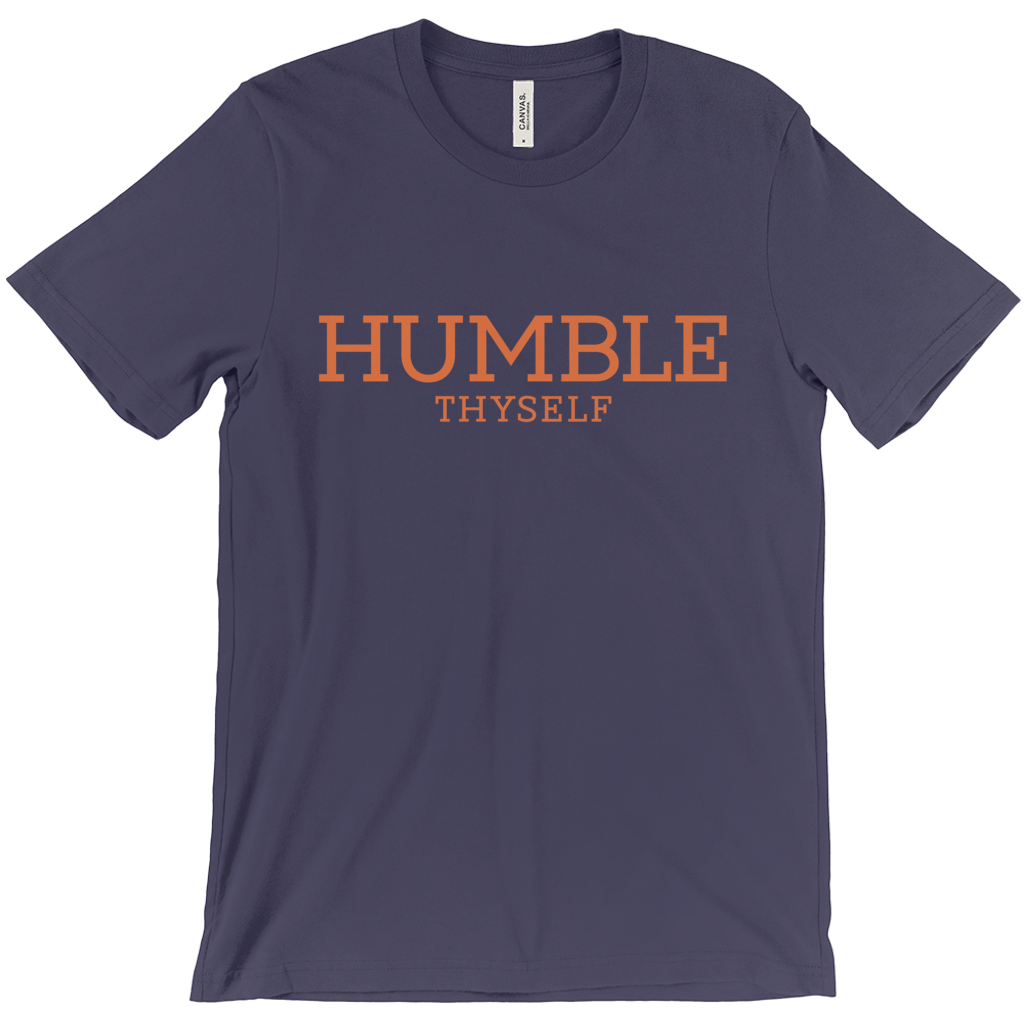 Humble Thyself Short Sleeve Tee