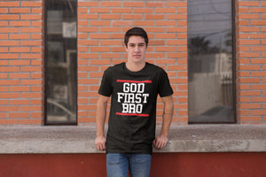 God First Bro Short Sleeve Tee