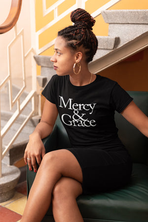 Mercy and Grace Short Sleeve Tee