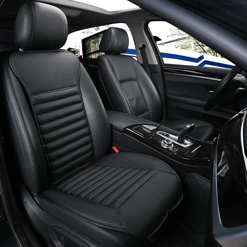 2018 Brand New Arrival Pu Leather Car Seats Pad Not Moves Seat