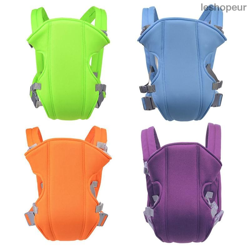 4f5400bfde37 4 Colors Multifunctional Baby Ergonomic Breathable Shoulder Strap Adjustable  Mesh Cloth Backpack Baby Strap Convenient Whloesale ...