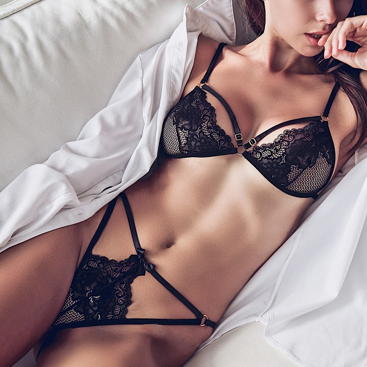 Exposed women lingerie