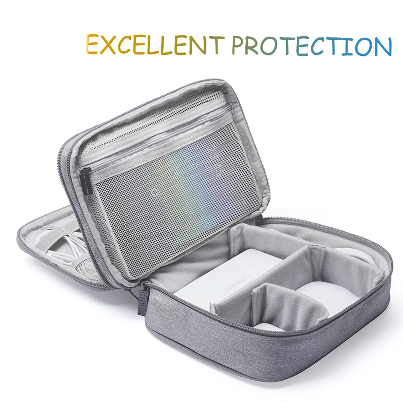 1609b41a40 ... BUBM Portable Electronic Accessories Travel case