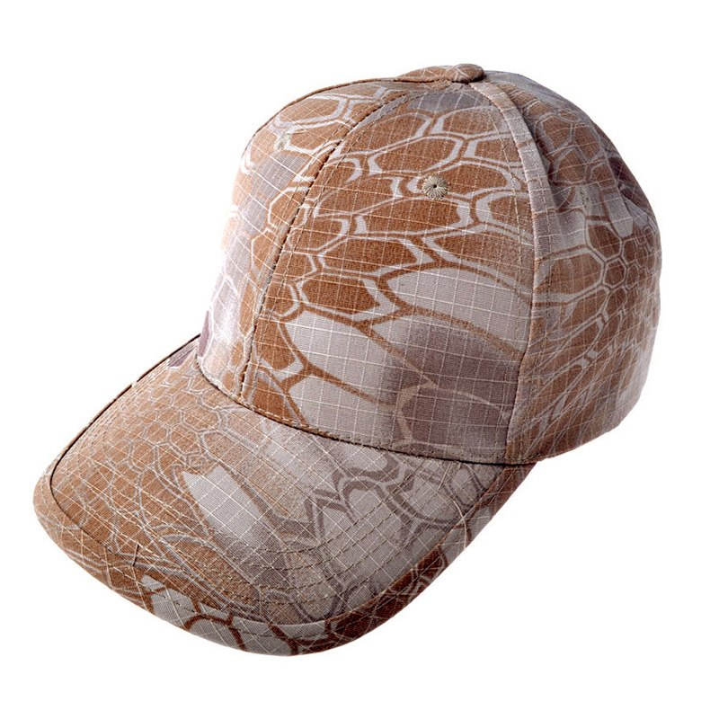 3f4225c6b14 ... Men s Snapback Camouflage Tactical Hat Army Tactical Baseball Cap Head  Camouflage Caps Sun Hat Golf Hats ...