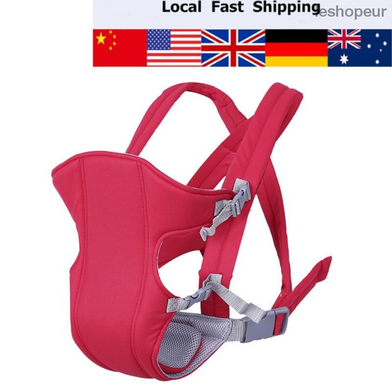 Baby Carriers Hipseat Adjustable Infant Cotton Backpack Carriers