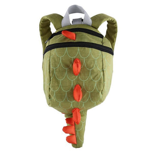 93b737932ac2 New Children Baby Diaper Bag Anti lost Backpack Bag 2018 Cute Dinosaur Animal  Toddler Zipper Mini