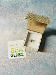 Sea Turtle Stacker Ring