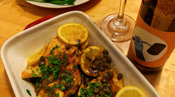 Tabula Rasa Lemon Chicken Piccata