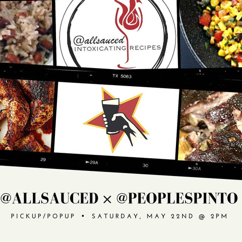 All Sauced Pickup Pop Up