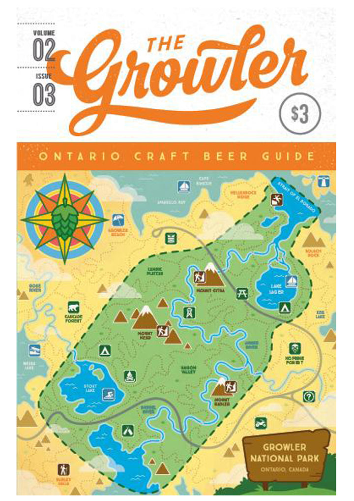 Growler Magazine Volume 02 Issue 03 (Fall 2019)