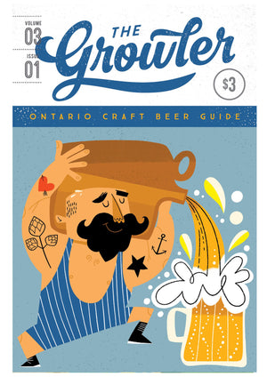 Growler Magazine Volume 03 Issue 01 (Spring 2020)