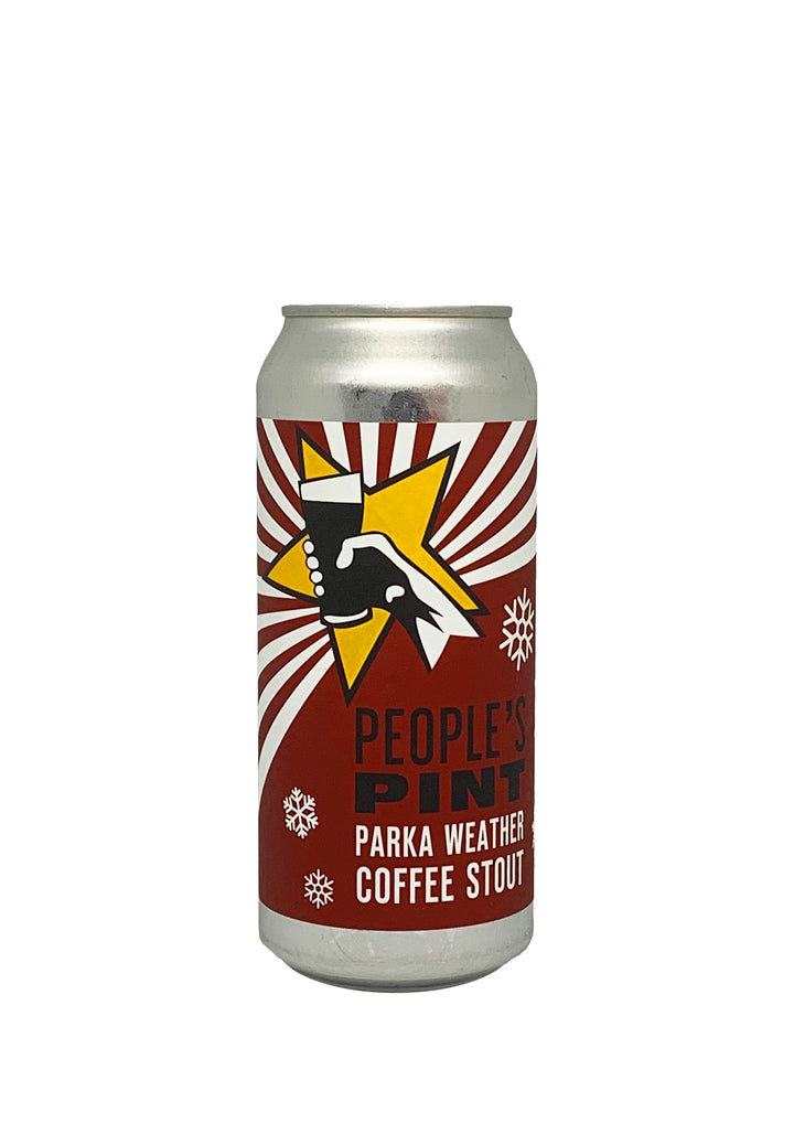 Parka Weather Oatmeal Stout with Coffee and Vanilla Tall Cans