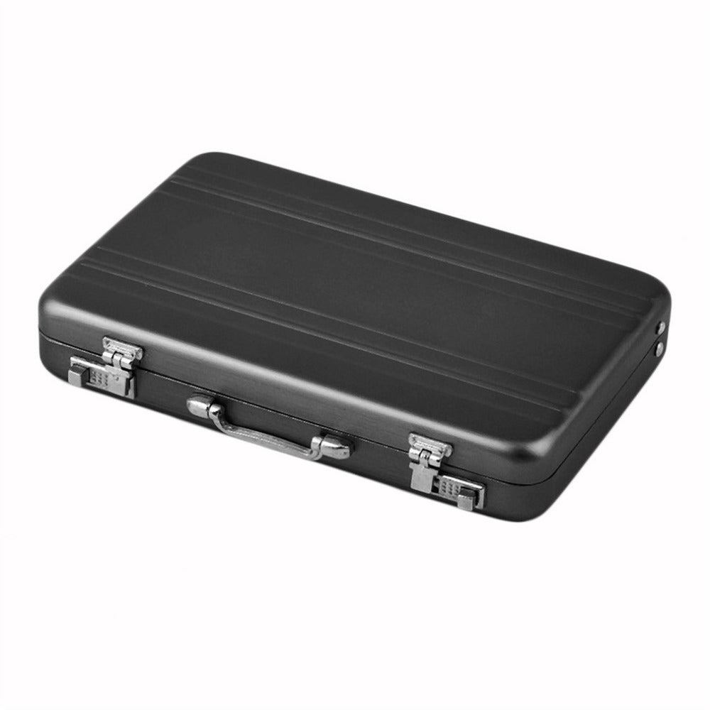 Mini Briefcase Business Card/Credit Card/ID Holder — Guess42