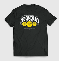 Men's Magnolia Brewing T-Shirt - Black