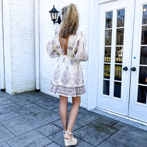 Sheer Bliss Dress