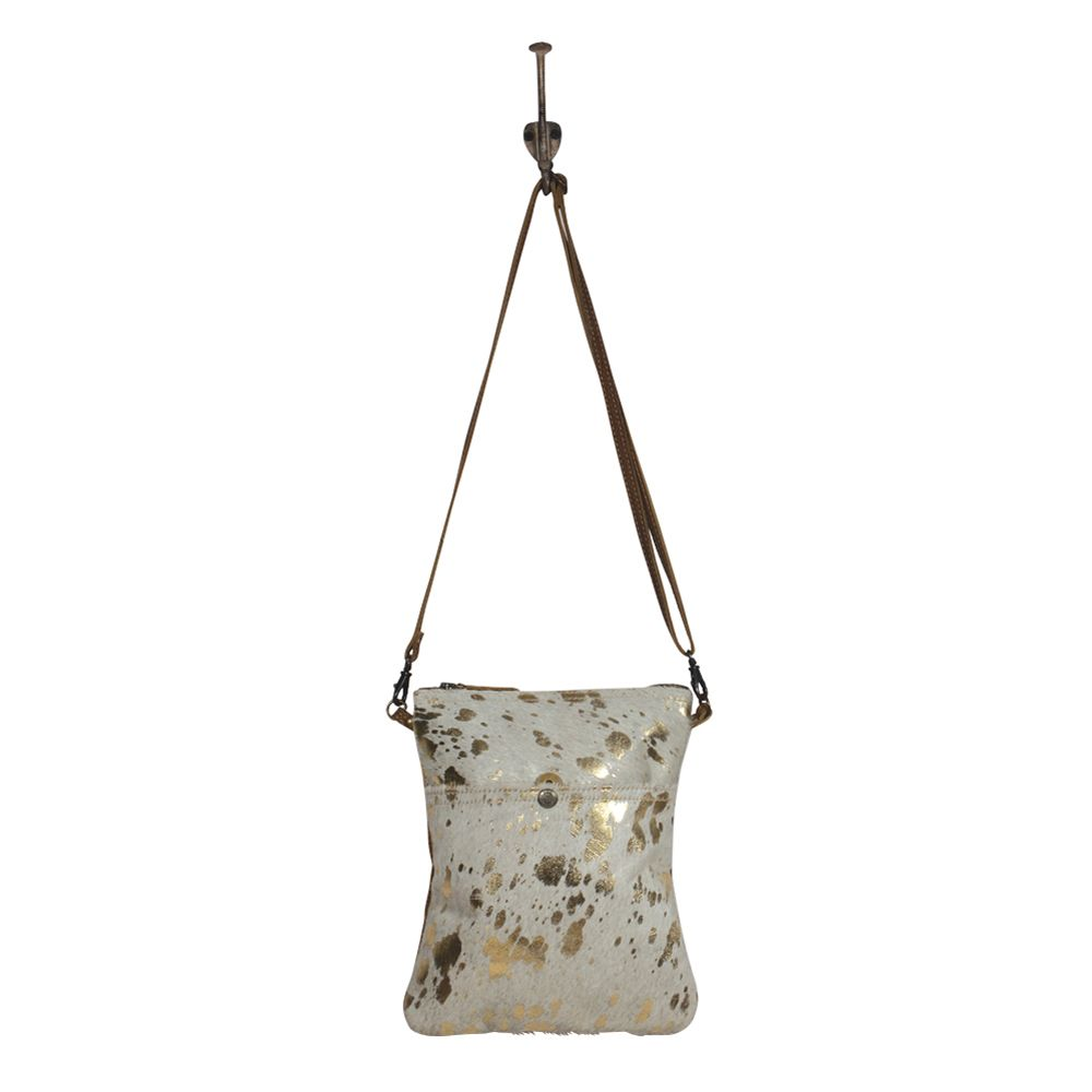 Myra Crossbody Speckled Leather