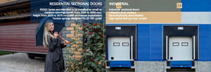 © uPVC.com.au/® ™ DoorHan Australia. RSD: Residential & ISD Industrial Sectional Doors, Sliding, Swing, Aluminium Beam Barriers, Control Accessories & Safety Devices. Shaft 50 PRO Kit. Shaft 80 PRO Kit. Sectional 1000PRO Motor. Sectional 1200PRO Motor.