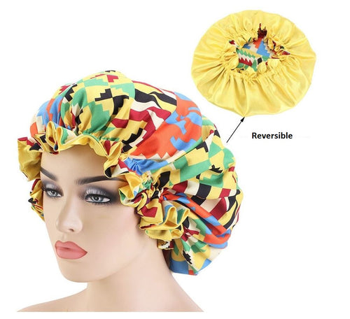Bonnet Réversible Africa Touch - AT2