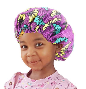 Bonnet Enfant Satin - BESB