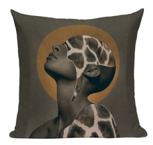 Taie de Coussin (45 x 45 cm) - Africa Dream 1