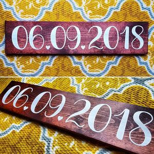 custom wood signs