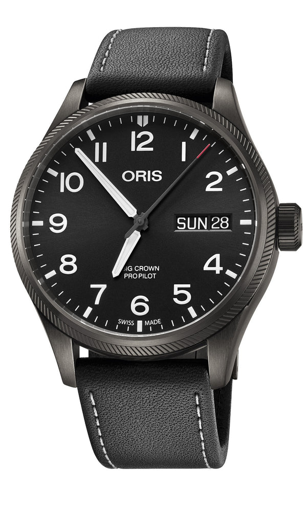 ORIS BIG CROWN PROPILOT BIG DATE 	01 751 7697 4264-07 5 20 19GFC