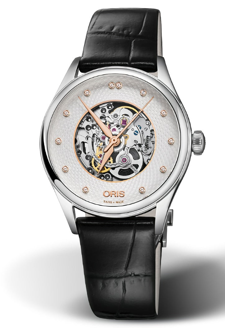 Reloj ARTELIER SKELETON DIAMONDS