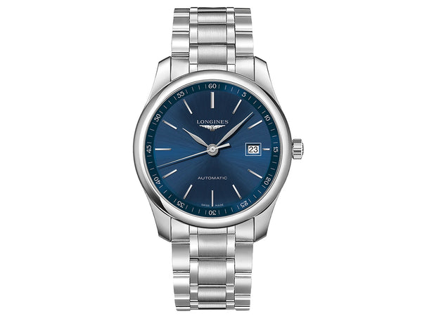 RELOJ THE LONGINES MASTER COLLECTION 40MM BLUE DIAL AUTOMATIC