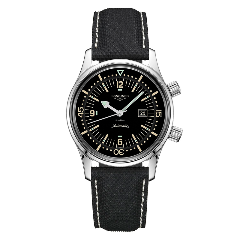 reloj longines heritage legends L33744500