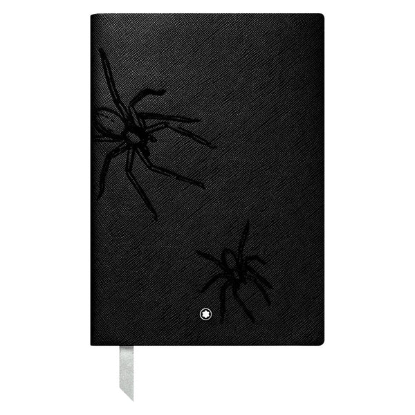Notebook # 146 Heritage Rouge & Noir Spider Fine Stationery