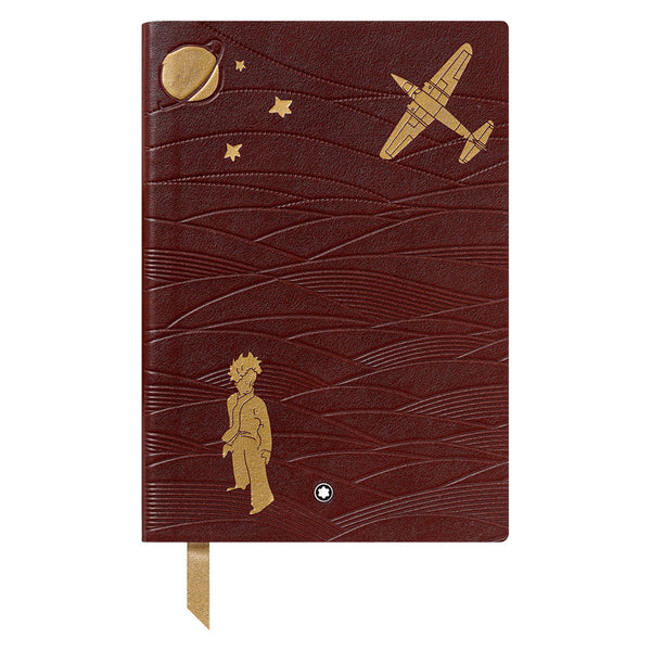 Notebook #146 Petit Prince Aviator (rayas)
