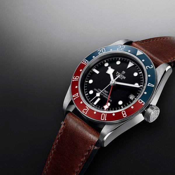 Heritage Black Bay GMT