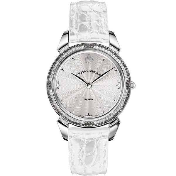 Reloj Historiador Lady Diamonds CS-31121AGS2M