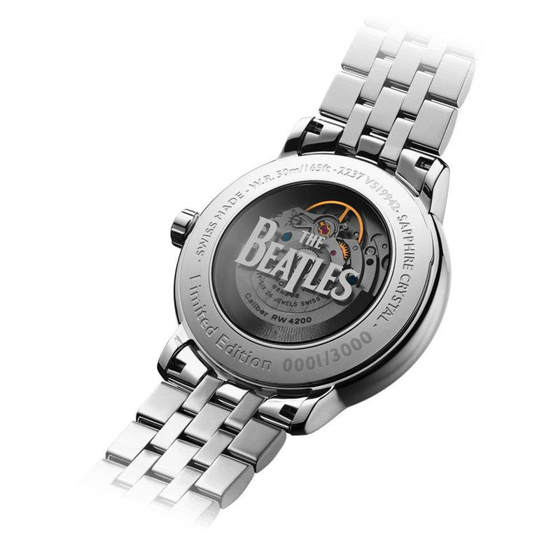 Reloj Maestro The Beatles Edición Limitada