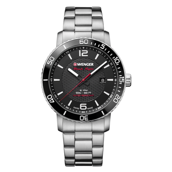 Reloj Wenger Roadster Black Night WG011841104