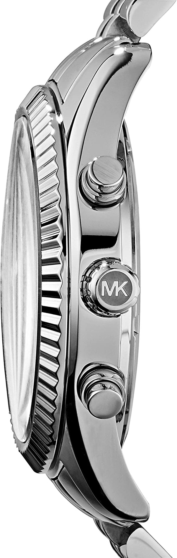 RELOJ MICHAEL KORS SILVER LEXINGTON MK8280
