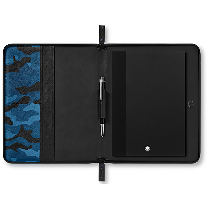Carpeta Augmented Paper Camouflage Blue & Grey