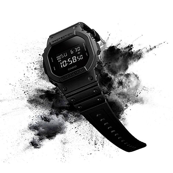 Reloj Casio G-Shock BlackOut CADW5600BB1CR