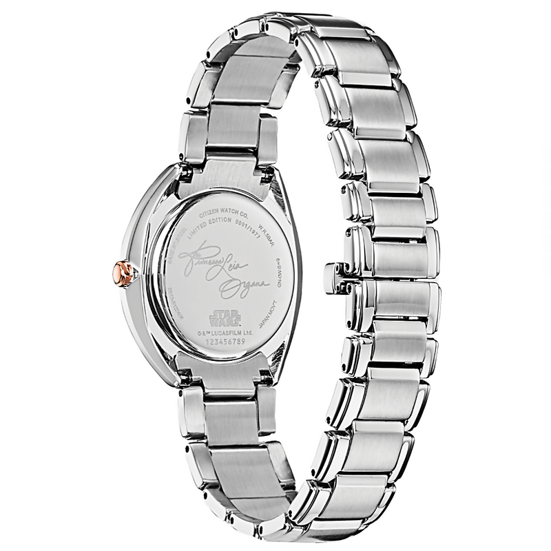 Reloj Citizen Eco-Drive PRINCESS LEIA Edición Limitada