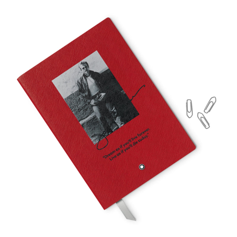 Cuaderno Montblanc Fine Stationery #146, James Dean MB118022M