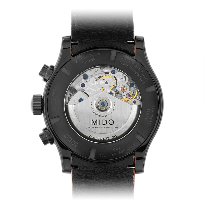 Reloj Mido Multifort Adventure M0256273606110