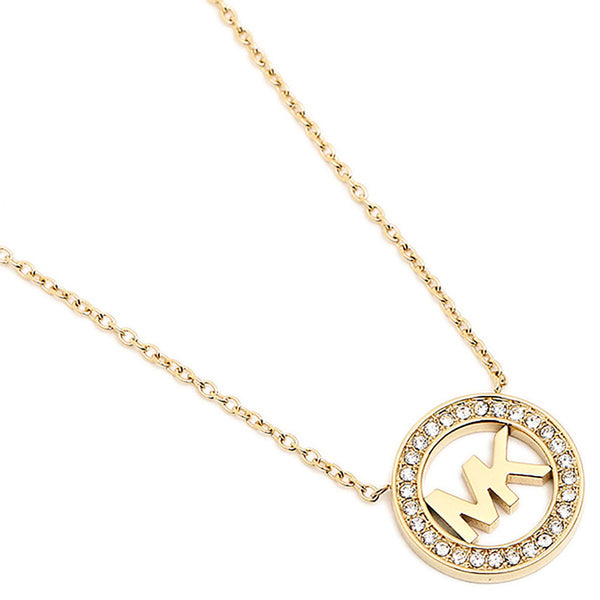 Collar Michael Kors Logo