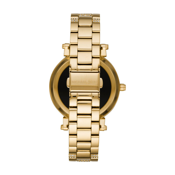 Ghiberti-Michael Kors-Access-MKT5023-Smartwatch-para Mujer-color Oro