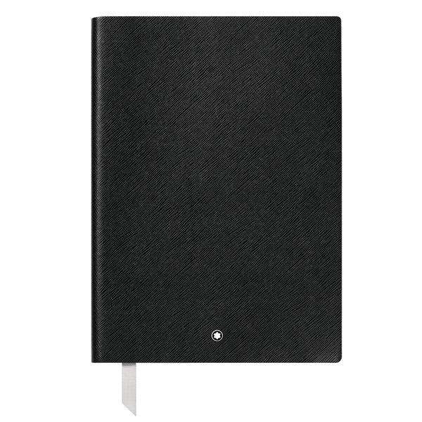 Cuaderno Montblanc Fine Stationery #163 Negro