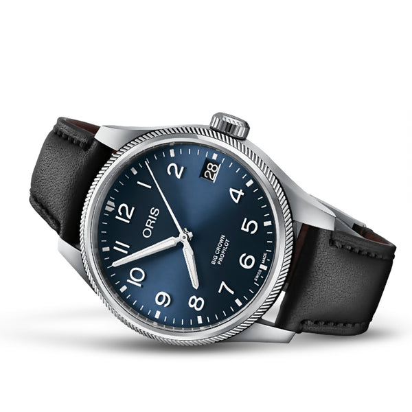 ORIS BIG CROWN PROPILOT BIG DATE CORREA BLACK OR75177614065PN